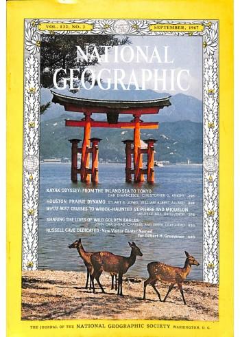 National Geographic Magazine, September 1967