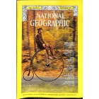 National Geographic Magazine, September 1972