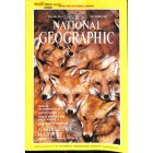 National Geographic Magazine, September 1991