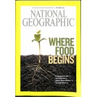 National Geographic, September 2008