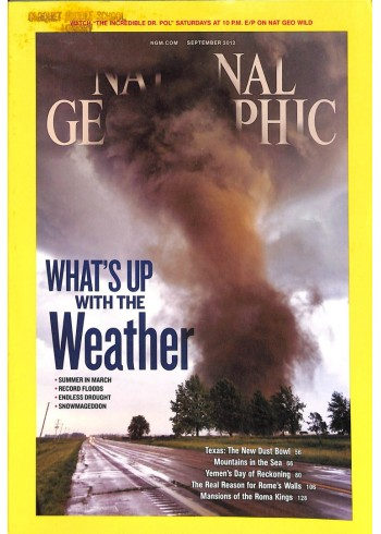 National Geographic Magazine, September 2012