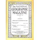 National Geographic, November 1926