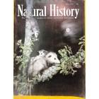 Natural History, April 1957