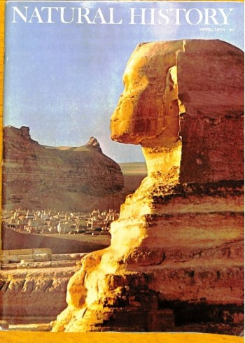 Natural History, April 1974