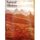 Natural History, June 1960