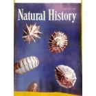 Natural History, March 1958