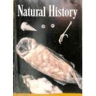 Natural History, May 1958