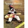 Cover Print of Natural History , January 1968