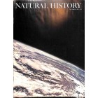 Cover Print of Natural History , October 1973
