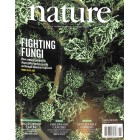 Cover Print of Nature, March 15 2018