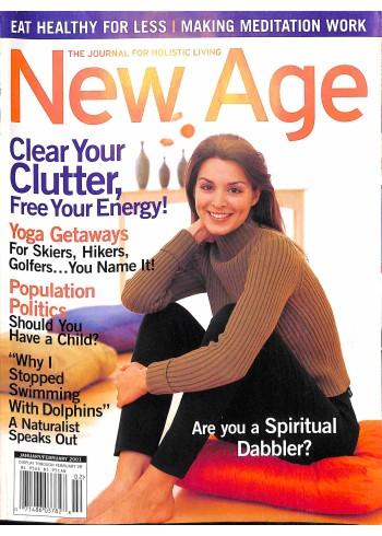 New Age, January 2001