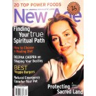 Cover Print of New Age, March 1999