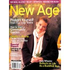 Cover Print of New Age, March 2001