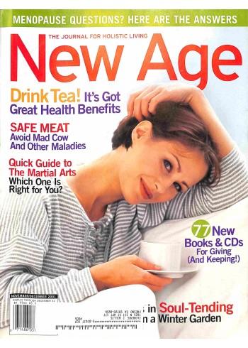New Age, November 2001