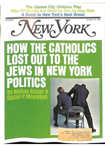 New York, August 10 1970