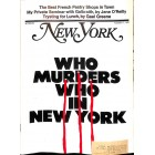 Cover Print of New York, August 17 1970