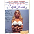Cover Print of New York, August 3 1970