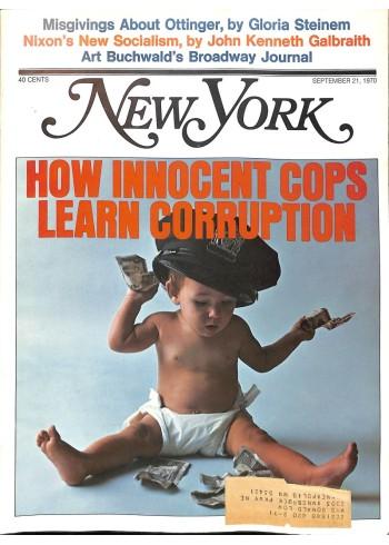 New York, September 21 1970