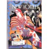Cover Print of New Yorker, April 10 2000