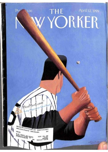 Cover Print of New Yorker, April 12 1999