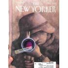 New Yorker, April 14 2003