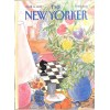 Cover Print of The New Yorker, April 15 1985