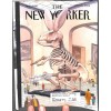 Cover Print of New Yorker, April 16 2001