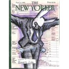 Cover Print of New Yorker, April 17 1995