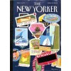 Cover Print of New Yorker, April 18 2005