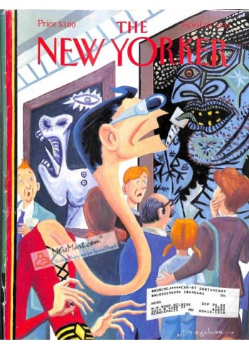 Cover Print of New Yorker, April 19 1999