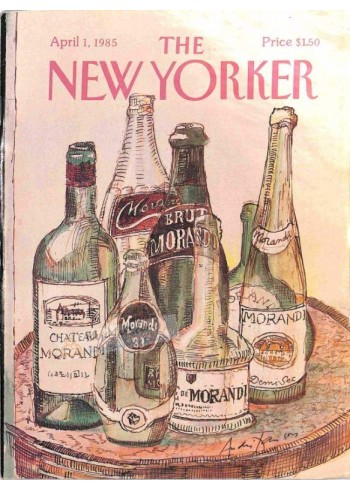 Cover Print of The New Yorker, April 1 1985