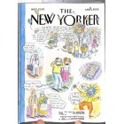 Cover Print of New Yorker, April 1 2002