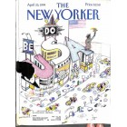 Cover Print of New Yorker, April 25 1994