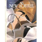 Cover Print of The New Yorker, April 3 1989