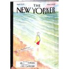 Cover Print of New Yorker, April 8 2002