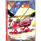 Cover Print of New Yorker, April 9 2001