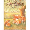 Cover Print of The New Yorker, August 10 1987