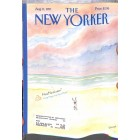 Cover Print of New Yorker, August 11 1997