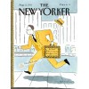 Cover Print of New Yorker, August 12 1991