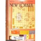 Cover Print of New Yorker, August 12 2002