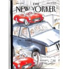 Cover Print of New Yorker, August 13 2001