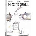 Cover Print of New Yorker, August 16 1999