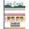 Cover Print of The New Yorker, August 18 1986