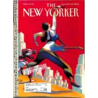 Cover Print of New Yorker, August 20 2001
