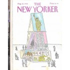 Cover Print of The New Yorker, August 22 1988