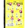 Cover Print of New Yorker, August 22 2005