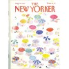 Cover Print of The New Yorker, August 24 1987