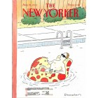 Cover Print of The New Yorker, August 24 1992