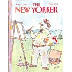 Cover Print of The New Yorker, August 27 1990