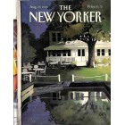 Cover Print of The New Yorker, August 29 1988